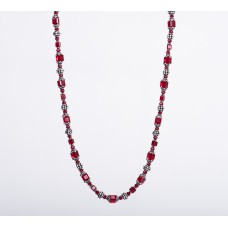 Swarovski Crystal Red Extravaganza Necklace