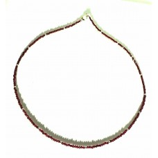 Almandine Garnet  Necklace