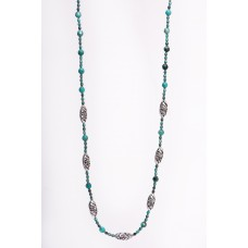 Faceted Turquoise Necklace I